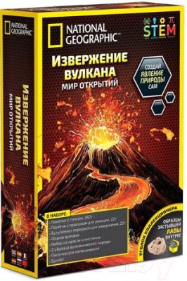 Набор для опытов National Geographic Извержение вулкана / 36027
