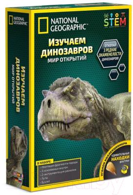 Набор для опытов National Geographic Изучаем динозавров / 36031