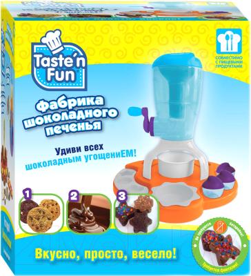 Набор для творчества Taste'n fun Фабрика шоколадного печенья / 36657