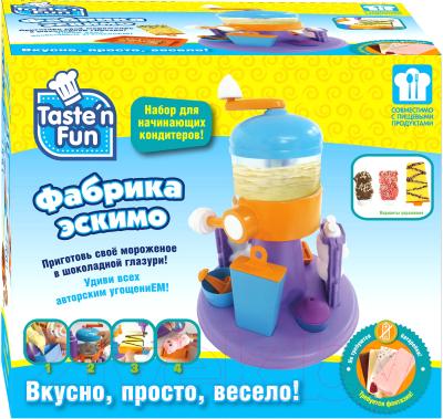 Набор для творчества Taste'n fun Фабрика эскимо / 36659