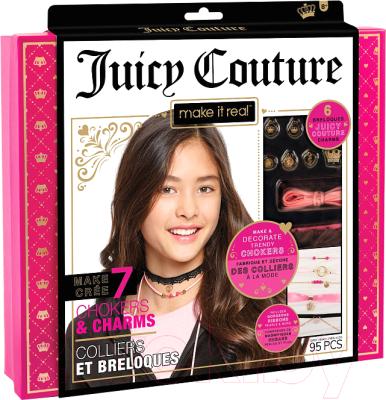 Набор для создания украшений Juicy Couture Чокеры и шармы / 36835