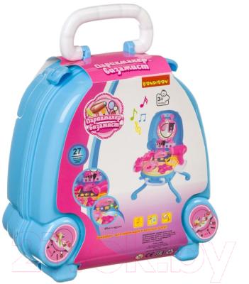 Туалетный столик игрушечный Bondibon ВВ3696