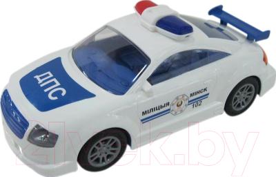 Автомобиль игрушечный Полесье ДПС Минск / 37077