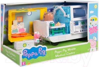 Набор доктора детский Peppa Pig Медицинский центр / 37229
