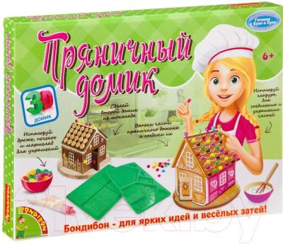 Набор для творчества Bondibon Пряничный домик / ВВ3751