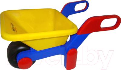 Тачка игрушечная Полесье 38012