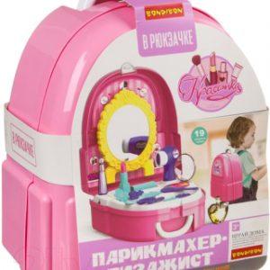 Туалетный столик игрушечный Bondibon ВВ3818