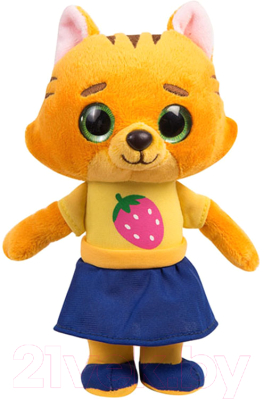 Мягкая игрушка Кошечки-Собачки Буся / 38379