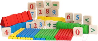 Развивающая игрушка Краснокамская игрушка Занимательная математика / Н-38