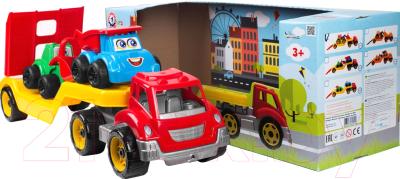 Автовоз игрушечный ТехноК Автовоз с набором 3930