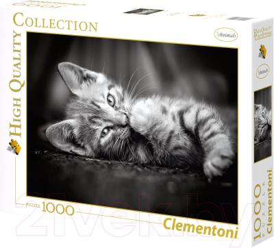 Пазл Clementoni Котенок / 39422