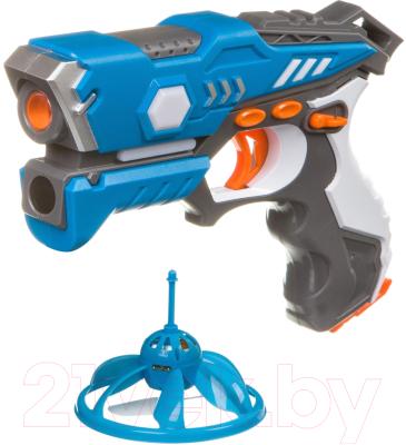Бластер игрушечный Bondibon Оружие Лазер-Жук / ВВ3999