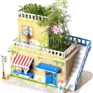 Набор для выращивания растений Darvish 3D Милый дом / DV-T-2178-5