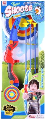 Лук игрушечный Darvish Лук с 3-мя стрелами и мишенью / DV-T-1377
