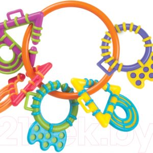 Прорезыватель для зубов Playgro Моя первая игрушка 4011459