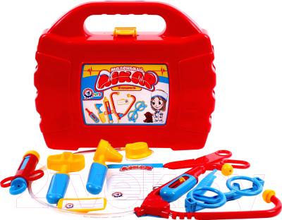 Набор доктора детский ТехноК Маленький доктор 4012