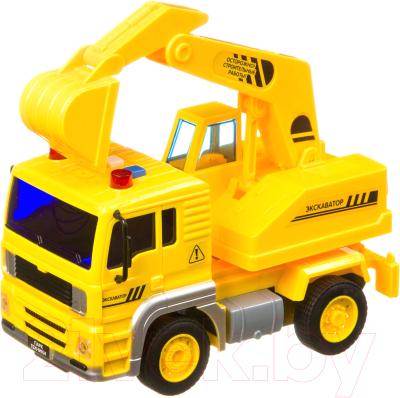Автомобиль игрушечный Bondibon Парк техники / ВВ4060