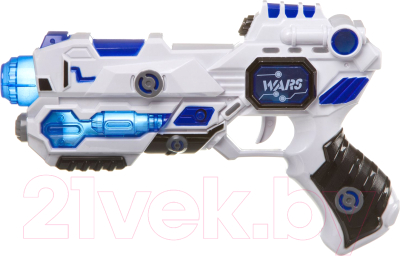 Бластер игрушечный Bondibon Пистолет. Суперсила / ВВ4091