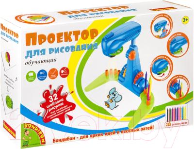 Набор для творчества Bondibon Проектор для рисования / ВВ4110