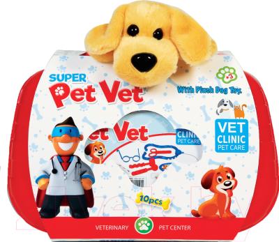 Набор доктора детский Terides Ветеринар / Т4-137