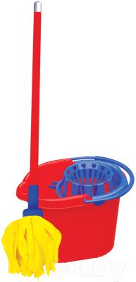 Набор хозяйственный игрушечный Terides Для уборки / Т4-145
