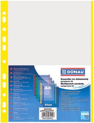Файл-вкладыш Donau Стандарт А4 / 1774100PL-11