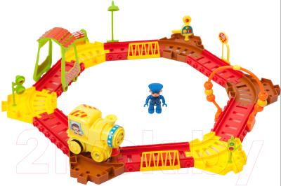 Железная дорога игрушечная Bondibon Железная дорога / ВВ4240
