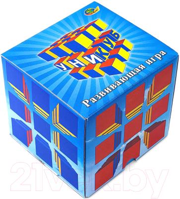 Развивающая игрушка Корвет Кубики Уникуб / 430548