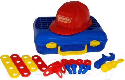 Набор инструментов игрушечный Полесье Механик / 43177