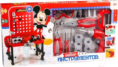 Верстак-стол игрушечный Disney Микки Маус / 4321337