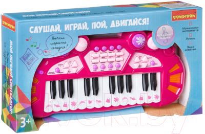 Музыкальная игрушка Bondibon Синтезатор / ВВ4392