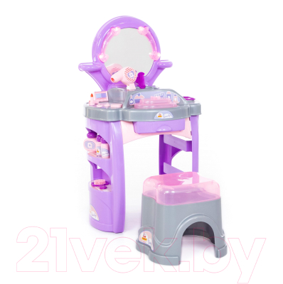 Туалетный столик игрушечный Полесье Салон красоты Диана №4 / 43146