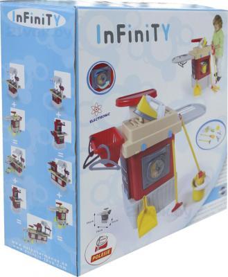Комплект бытовой техники игрушечный Полесье Infinity basic №3. Стиральная машина / 42293