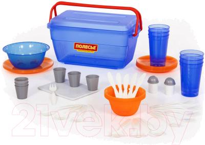 Набор игрушечной посуды Полесье №4 / 52131