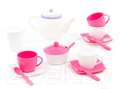 Набор игрушечной посуды Полесье Алиса на 4 персоны / 58966