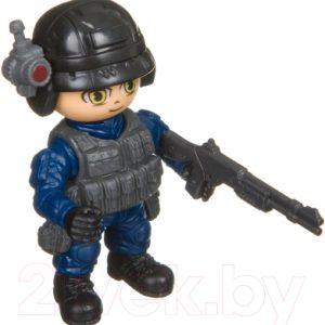 Фигурка Bondibon Разборный солдатик с оружием Боец / ВВ4598