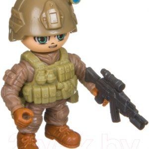Фигурка Bondibon Разборный солдатик с оружием Боец / ВВ4599