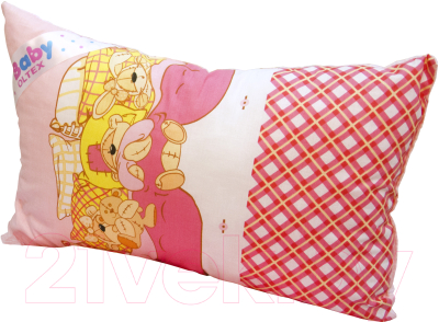 Подушка детская OL-tex Холфитекс БХП-46-1 40x60