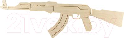 Пистолет игрушечный Woody Автомат АК 47 / 02345