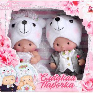 Набор кукол Happy Valley Крошики: Сладкая парочка мишки / 4780210
