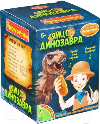Набор для опытов Bondibon Исторические раскопки. Яйцо динозавра / ВВ4783