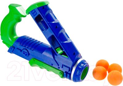Бластер игрушечный Mission-Target Шок МК-4