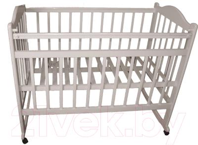 Детская кроватка Мой Малыш 4