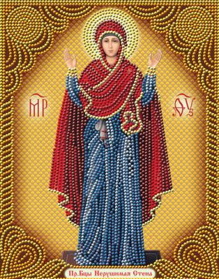 Набор алмазной вышивки Алмазная живопись Икона Нерушимая стена / АЖ-5018