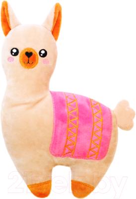 Мягкая игрушка Мякиши Доктор Мякиш. Лама / 520