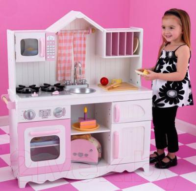 Детская кухня KidKraft Модерн / 53222-KE