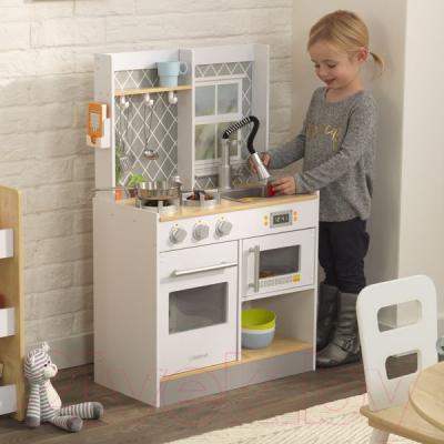 Детская кухня KidKraft Давай играть / 53395-KE