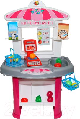 Магазин игрушечный Полесье Супермаркет / 53404