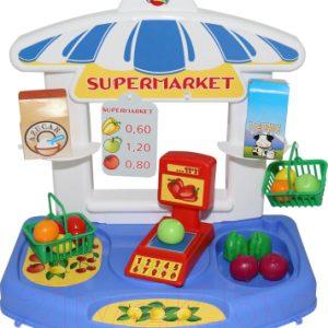 Магазин игрушечный Полесье Супермаркет Алеся / 53411