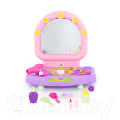 Туалетный столик игрушечный Полесье Салон красоты Милена / 53428